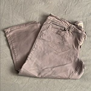 Women's Crop Pants